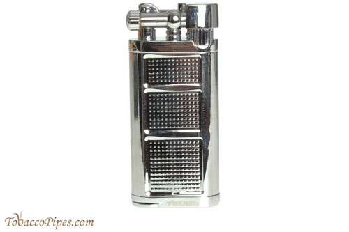 Xikar Pipeline Pipe Lighter - Chrome