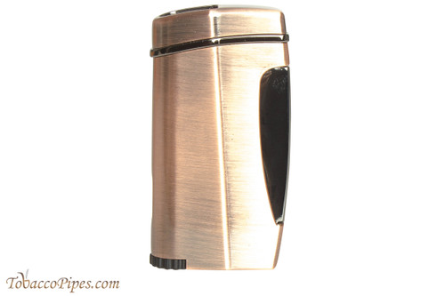 Xikar Executive II Single Cigar Lighter - Bronze & Gunmetal