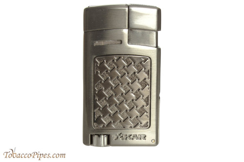 Xikar Forte Soft Flame Cigar Lighter - Gunmetal
