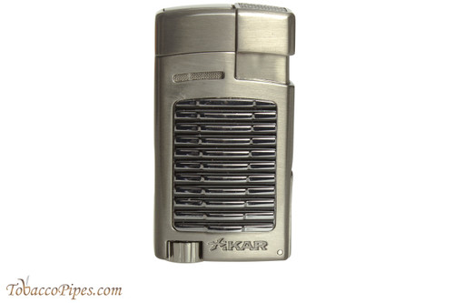 Xikar Forte Single Cigar Lighter - Gunmetal