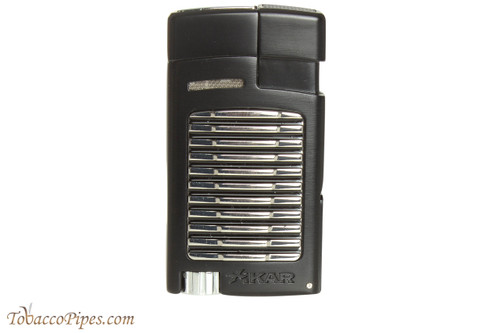 Xikar Forte Single Cigar Lighter - Black