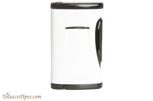 Xikar Xidris Single Cigar Lighter - White