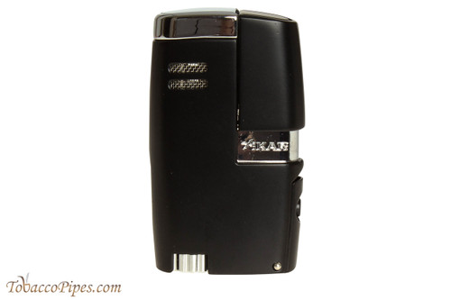 Xikar Vitara Double Cigar Lighter - Black