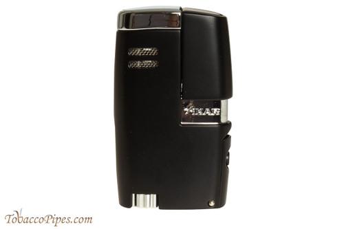 Xikar Vitara Double Cigar Lighter - Black