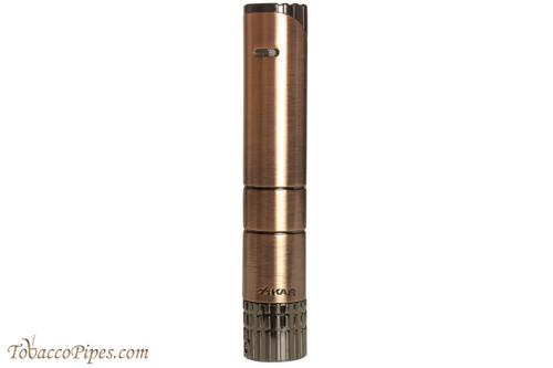 Xikar Turrim Single Cigar Lighter - Bronze
