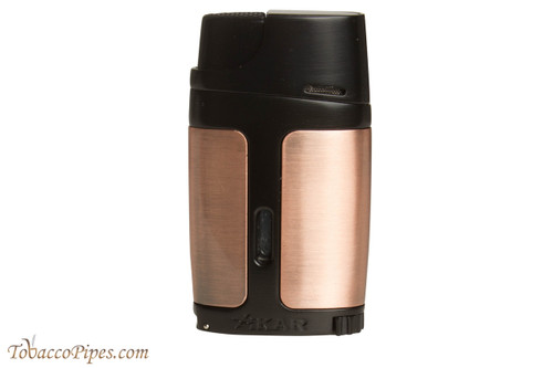 Xikar ELX Double Cigar Lighter - Bronze with Black