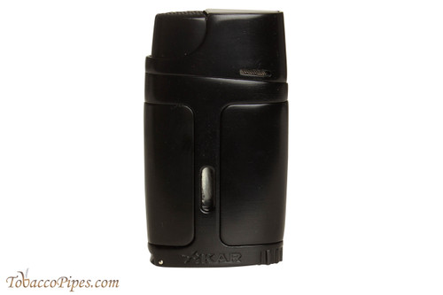 Xikar ELX Double Cigar Lighter - Black