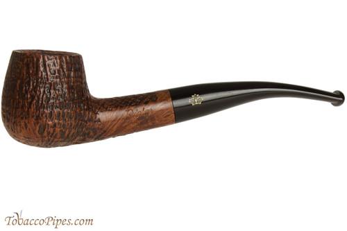 Brigham Santinated 36 Tobacco Pipe - Sandblast