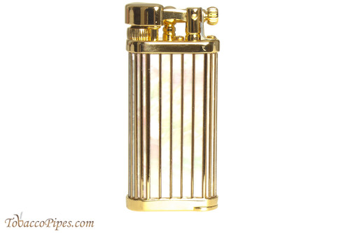 IM Corona Old Boy 2018 LOTY Gold Pipe Lighter