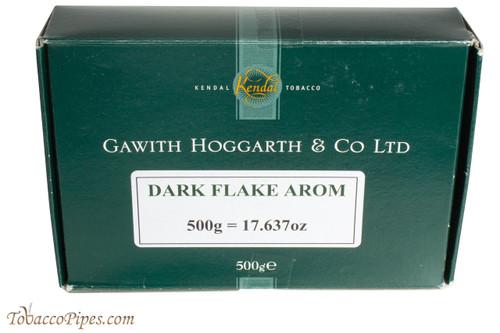 Gawith Hoggarth & Co Dark Flake Scented Pipe Tobacco - 500g