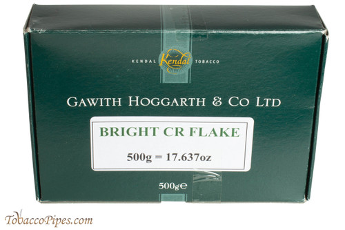 Gawith Hoggarth & Co Bright CR Flake Pipe Tobacco - 500g