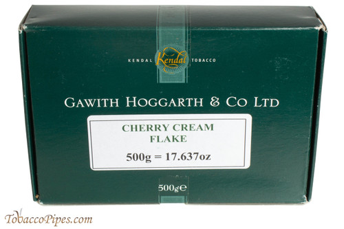 Gawith Hoggarth & Co Cherry Cream Flake Pipe Tobacco - 500g