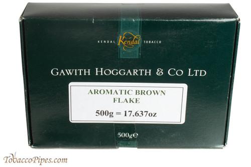 Gawith Hoggarth & Co Aromatic Brown Flake Pipe Tobacco - 500g