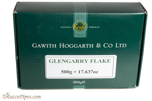 Gawith Hoggarth & Co Glengarry Flake Pipe Tobacco - 500g