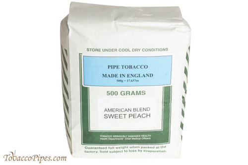 Gawith Hoggarth & Co American Sweet Peach Pipe Tobacco - 500g