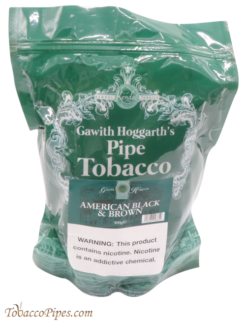Gawith Hoggarth & Co American Black & Brown Pipe Tobacco - 500g
