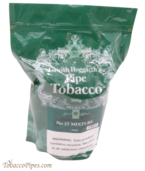 Gawith Hoggarth & Co No. 25 Mixture Pipe Tobacco - 500g