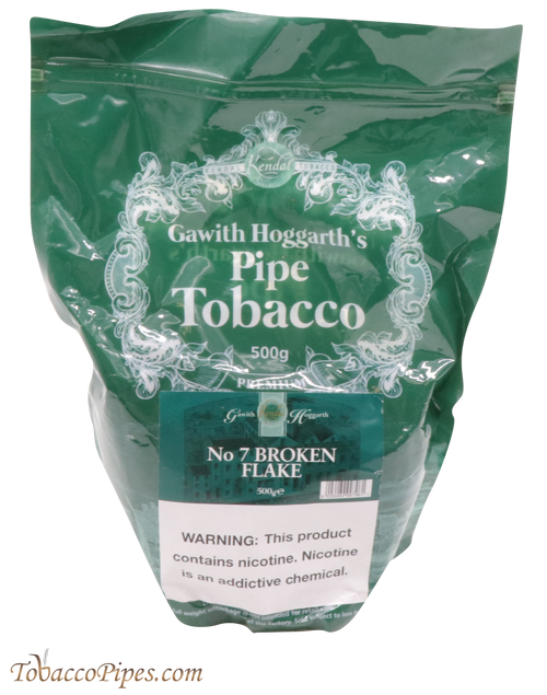 Gawith Hoggarth & Co No. 7 Broken Flake Pipe Tobacco - 500g