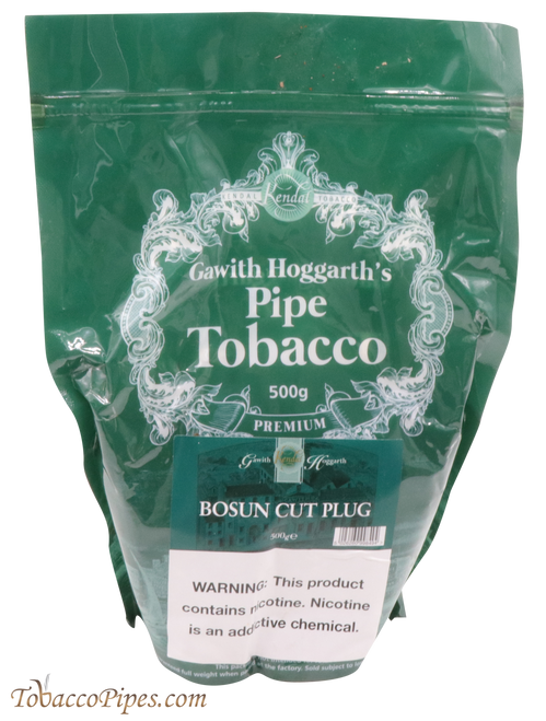 Gawith Hoggarth & Co Bosun Cut Plug Pipe Tobacco - 500g