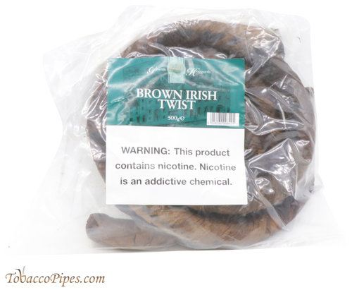 Gawith Hoggarth & Co Brown Irish Twist Pipe Tobacco - 500g