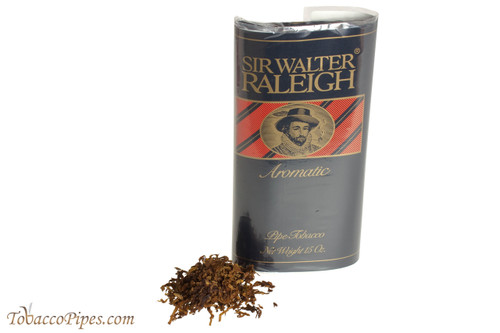 Sir Walter Raleigh Aromatic Pipe Tobacco