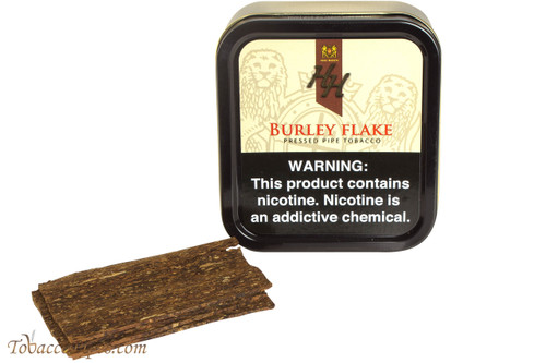 Mac Baren HH Burley Flake Pipe Tobacco