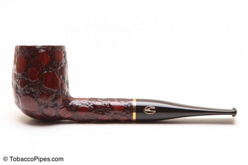Savinelli Alligator Brown 111 Tobacco Pipe Left Side