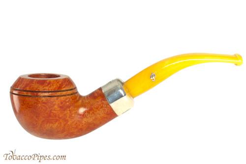 Peterson Kapp Royal 999 Tobacco Pipe - Fishtail