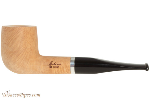 Molina Barasso Unfinished 109 Tobacco Pipe