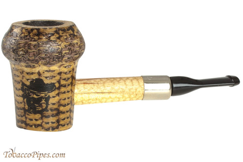 Missouri Meerschaum Jesse James Corncob Pipe