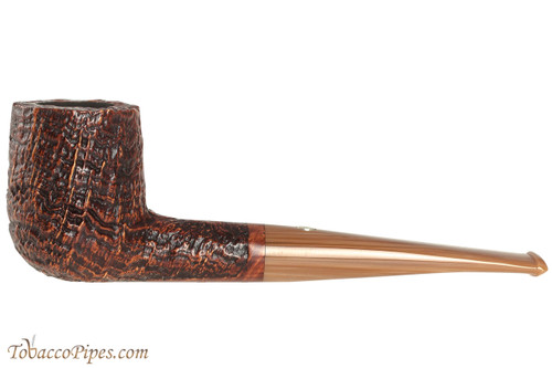 Mastro De Paja Pompei 100 Tobacco Pipe - Billiard