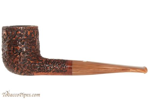 Mastro De Paja Pompei 100 Tobacco Pipe - Rustic Billiard