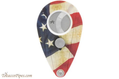 Xikar Xi2 Cigar Cutter - American Flag