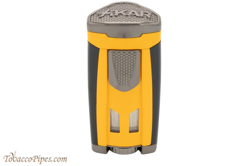Xikar HP3 Cigar Lighter - Burnt Yellow