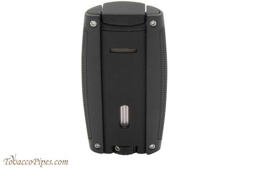 Xikar Turismo Cigar Lighter - Matte Black