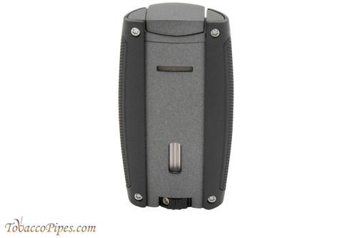 Xikar Turismo Cigar Lighter - Matte Gray