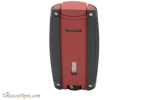 Xikar Turismo Cigar Lighter - Matte Red