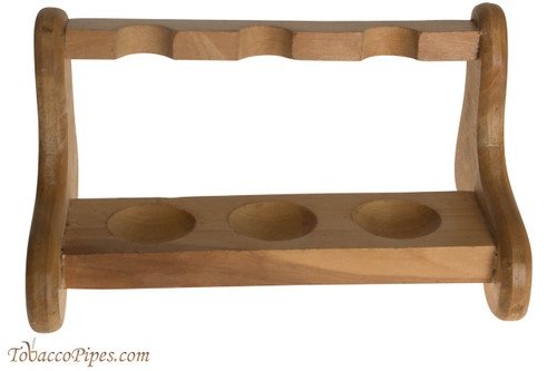 Jobey 3 Pipe Tobacco Pipe Rack