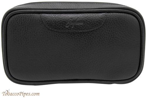 Brigham 2 Pipe Case - Black