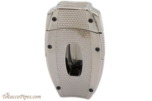 Xikar VX2 V-Cut 157 Cigar Cutter - Gunmetal Back