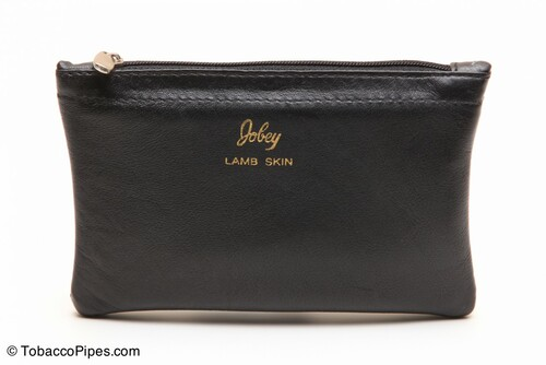 Jobey Zipper with No Pocket Tobacco Pouch Side
