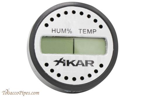 Xikar 832XI Round Digital Hygrometer