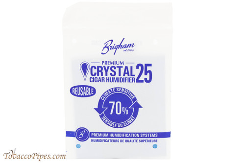 Brigham Crystal Water Pillow