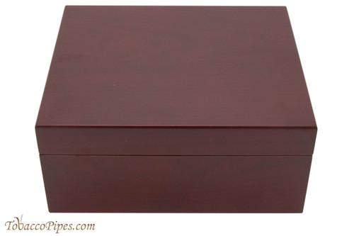 Brigham Celestial Cherry Matte Finish Humidor - 50ct
