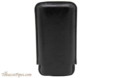 Brigham 3F Toro Cigar Case - Black