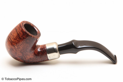 Peterson Standard Smooth 314 Tobacco Pipe Fishtail Left Side