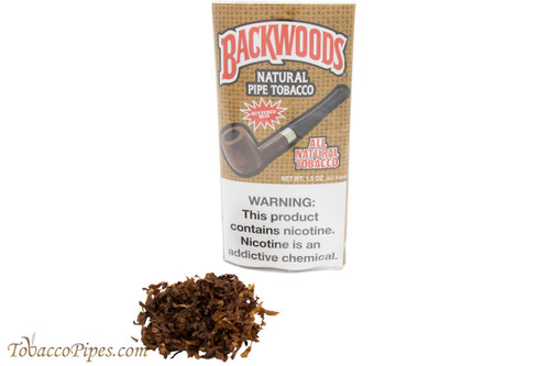 Backwoods Buttered Rum Pipe Tobacco