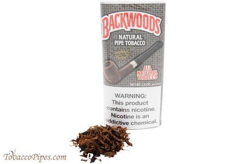Backwoods Black & Gold Pipe Tobacco