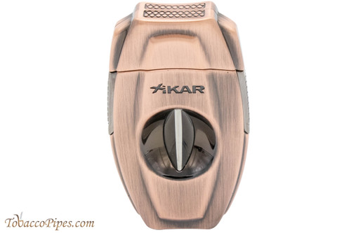 Xikar VX2 V-Cut 157 Cigar Cutter - Bronze
