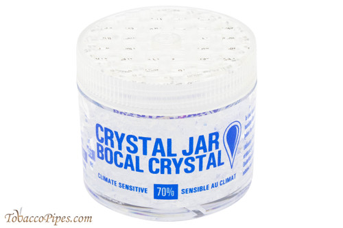 Brigham Crystal Jar Bocal Crystal - 2 oz.